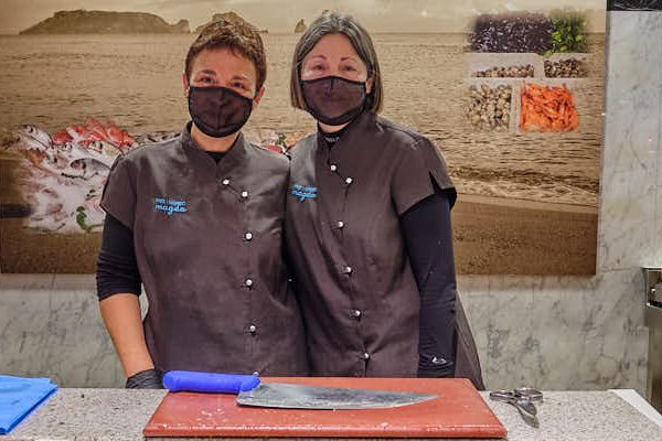 Peix i Marisc Magda